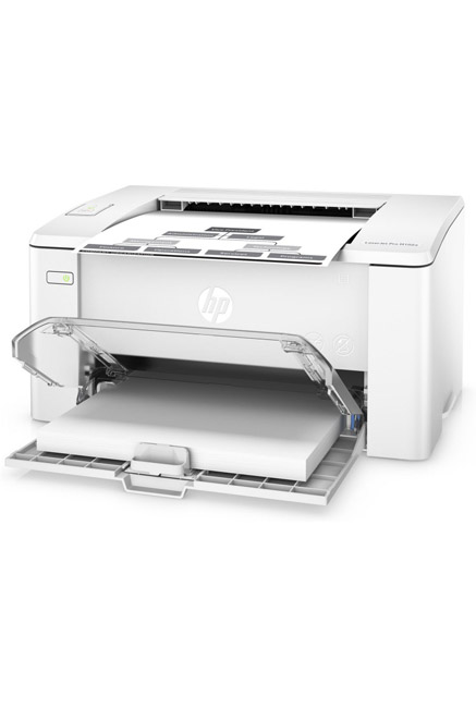 Imprimante HP Laser Jet Pro M102a /Blanc /A4 - A5 - A6 - B5 /22ppm /USB /10000 pages /USB 2.0