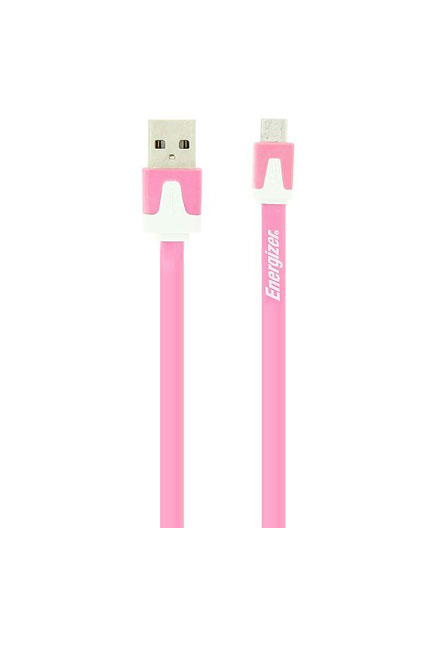 Cable ENERGIZER /Rose /Ultra Plate /USB 2.0 - Micro USB /1m /Charge - Synchronisation