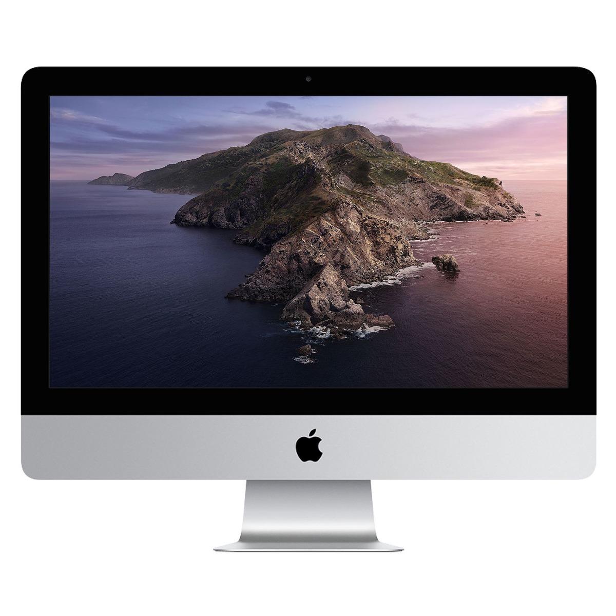 iMac /Intel Core i5 /Dual-Core /2.3 Ghz /7th-Generation /256 Go /Silver /21.5
