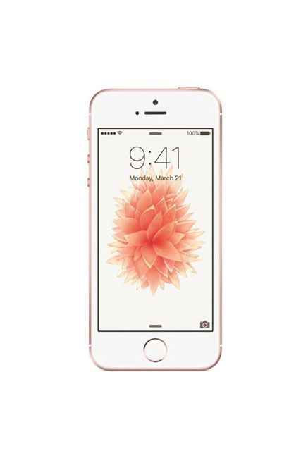 iPhone SE Retina 2016 /Rose Gold /64 Go /4