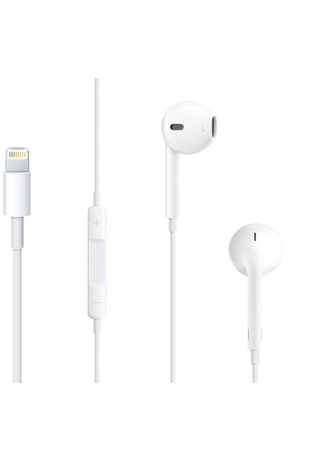 AirPods APPLE Lightning /Blanc /3,5 mm