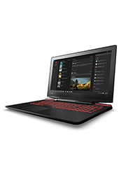 Pc Portable LENOVO IdeaPad Y700 Gaming /i7-6700H /2,6 GHz /16 Go /1 To + 128 Go SSD /15,6