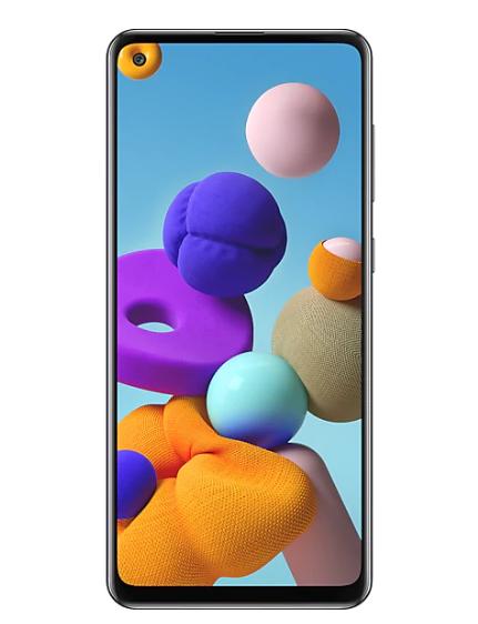 SAMSUNG Galaxy A21s /Noir /6.5