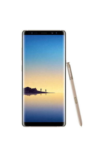 SAMSUNG Galaxy NOTE 8 /Gold /6,3