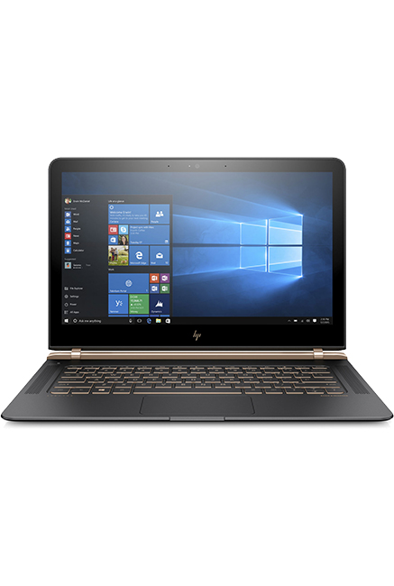 Pc Portable HP Spectre /i5-7200U /8 Go /256 Go SSD /Dark Silver /13,3
